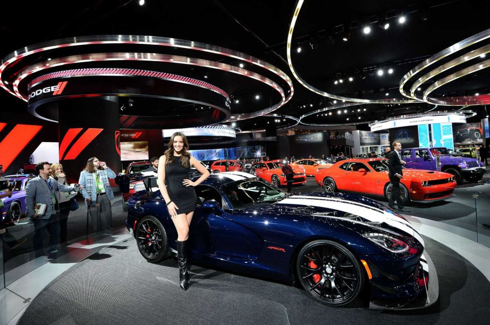 North American International Auto Show NAIAS On TG Detroit TG - Auto show tickets price